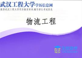 武汉工程大学成教专升本【物流工程】头像