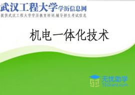 武汉工程大学成教高升专【机电一体化技术】头像