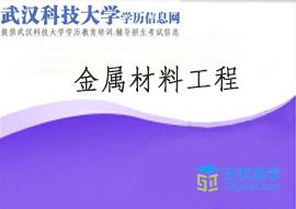 武汉科技大学成教专升本【金属材料工程】头像
