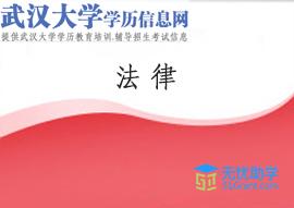 武汉大学全日制自考本科【法律】头像