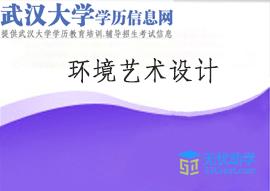 武汉大学全日制自考本科【环境艺术设计】头像