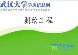 武汉大学成教专升本【测绘工程】头像