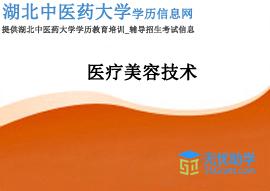 湖北中医药大学成人高考高升专【医疗美容技术】头像
