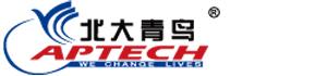 武汉北大青鸟logo