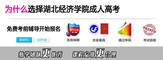 湖北经济学院自考_成教_成考专科_本科学历信息网招生简章